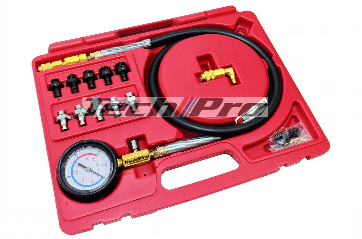 TG-002 - Oil Pressure Gauge Set