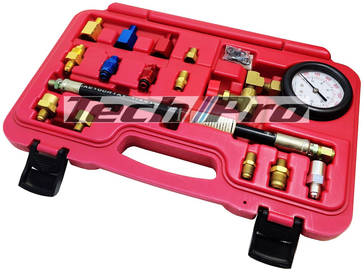 TG-003 - Power Steering System Pressure Gauge