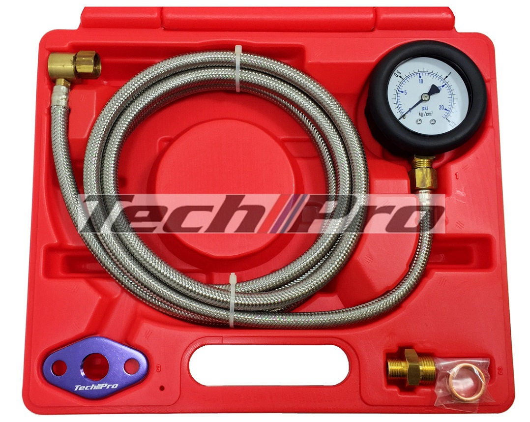 TG-005 - Exhaust Back Pressure Gauge