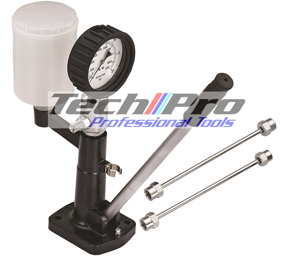 TG-019--Diesel Injector Test /Calibrating Hand Pump