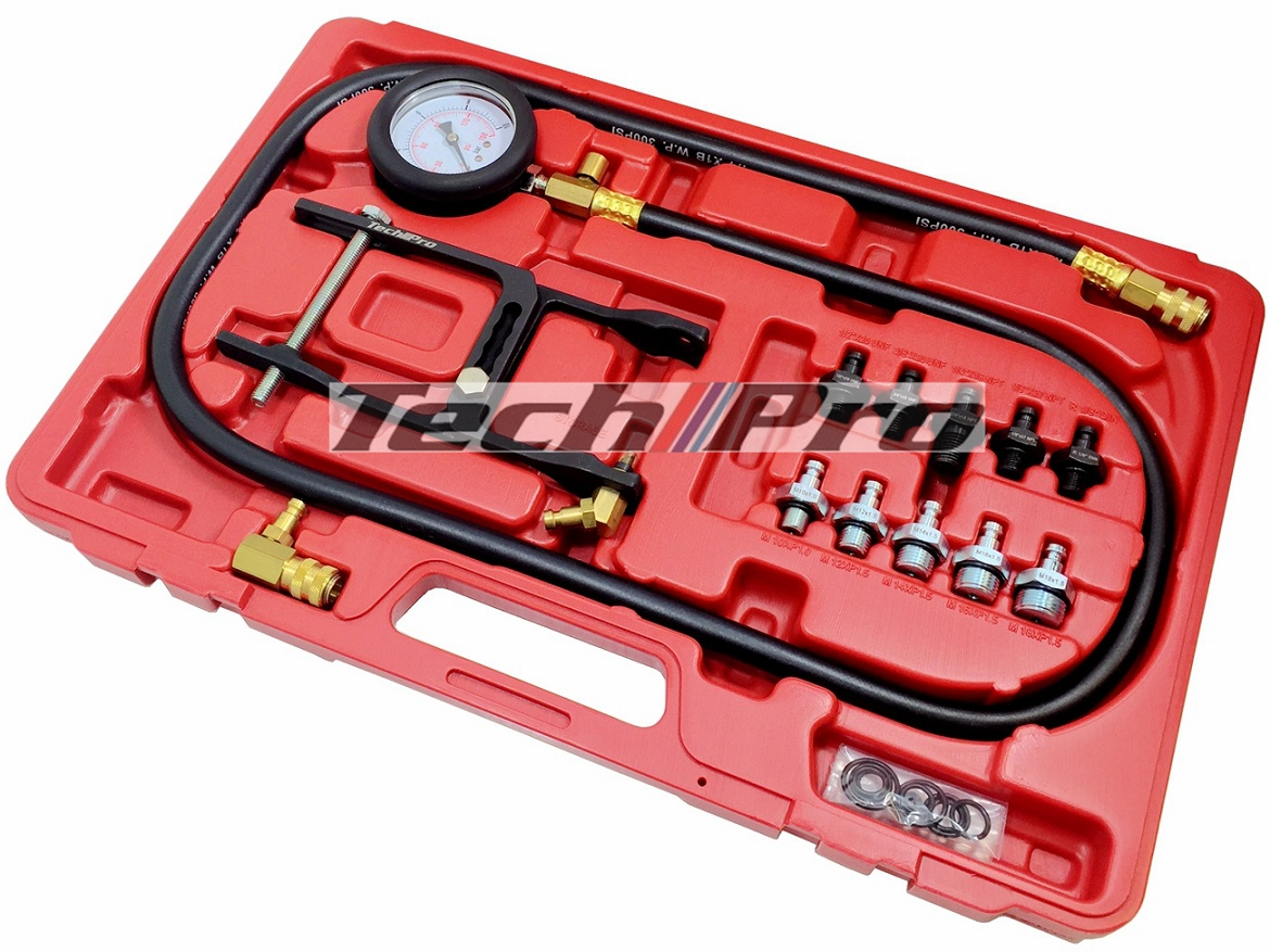 TG-018 - Oil Pressure Gauge Set