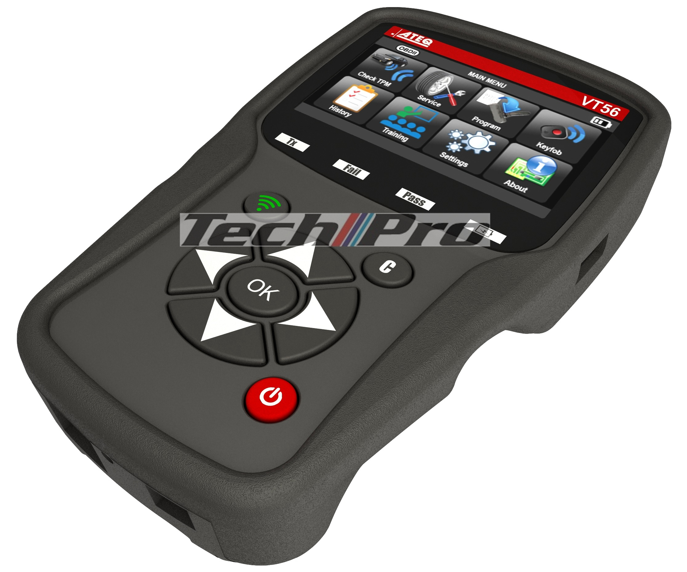 TW-015 ATEQ - VT-56 TPMS Reset / Programming Tool - Click Image to Close