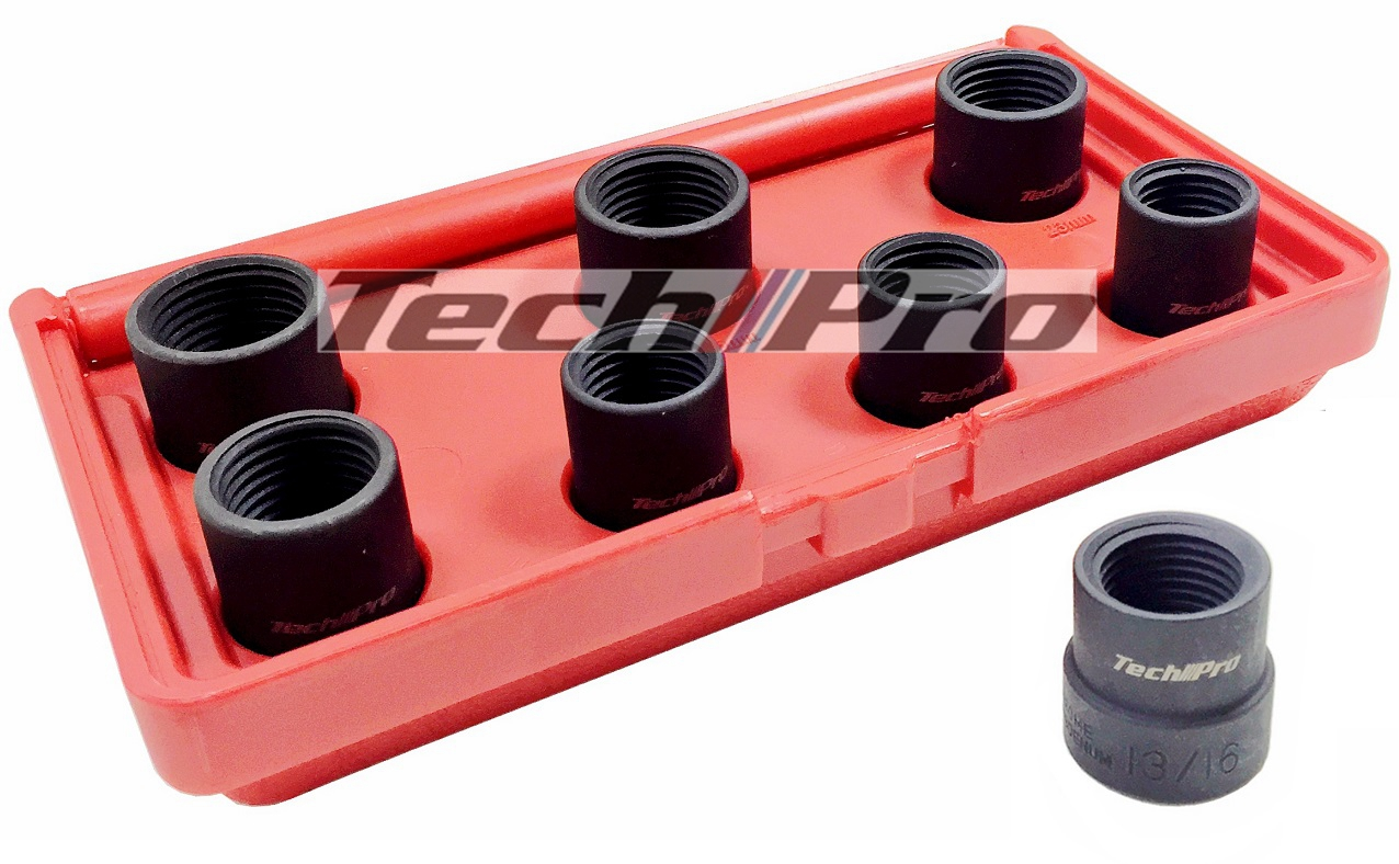 TW-030 Wheel Lock Remover Set - 8 pcs