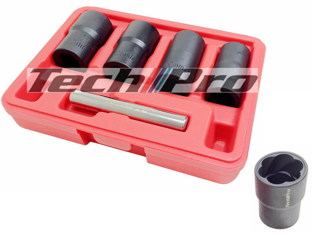 TW-033 Wheel Lock Remover Set - 5 pcs