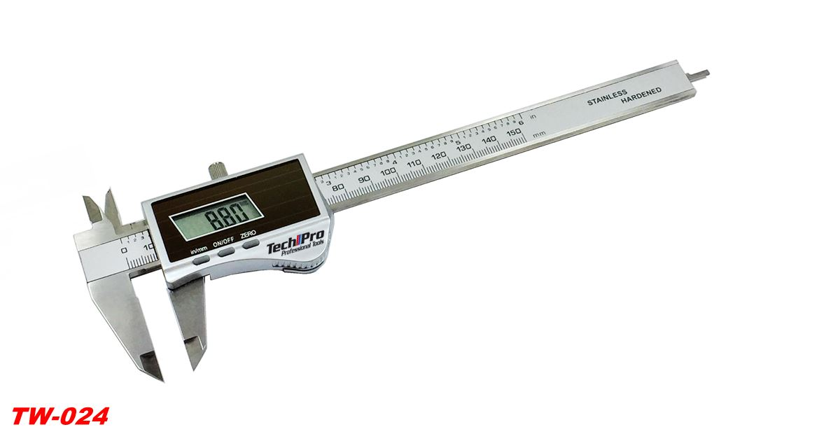 Digital Tire Tread Depth Gauge