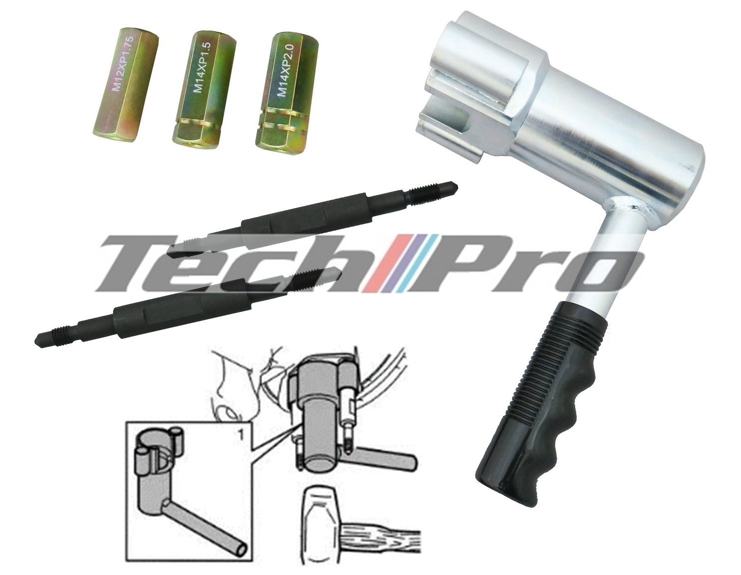 VO-004 VOLVO - Ball Joint R & I Tool