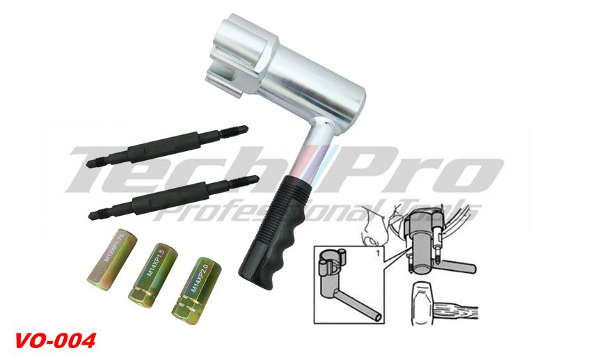 VO-004 - VOLVO - Ball Joint R & I Tool